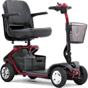 Electric convenience vehicles vehicle ideas for Disney world motorized scooter rental