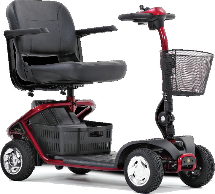 ScooterBug Mobility Rentals